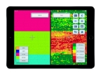 Farmers can quickly understand on-farm hybrid performance by field, soil zone and population with side-by-side views of as-planted and yield data. (Photo: Business Wire)
