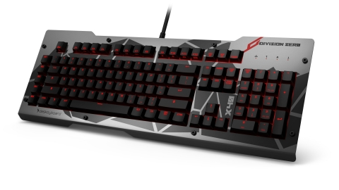X40 Pro Gaming Mechanical Keyboard (Photo: Business Wire)