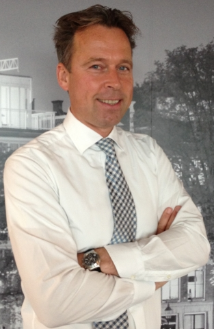 C.H. Robinson has named Ivo Aris vice president of Europe global forwarding (Photo: C.H. Robinson).