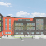 Station 162 affordable housing development will be a national model for independent living and self-directed care in Portland, Ore. (Graphic: QUAD)