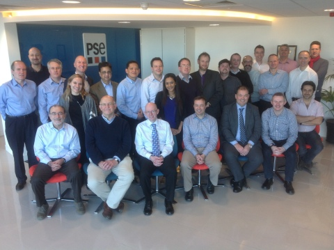 The ADDoPT consortium partners met for a project kick-off meeting at PSE's Hammersmith offices on 15 ...
