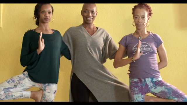 """TV One's Change Agents: History in the Making """"Yoga Queen"""" By P. Frank Williams (Courtesy: TV One)"""