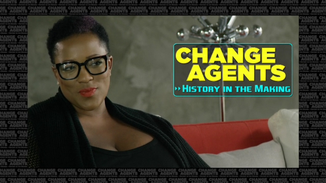 """TV One's Change Agents: History in the Making """"Off Broadway: French Davis"""" By Jeanine Daniels (Courtesy: TV One)"""
