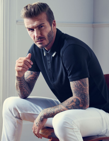 H&M Modern Essentials Selected By David Beckham (Photo: Business Wire)
