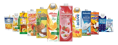 Chi Limited's leading value-added dairy and juice beverage brands complement The Coca-Cola Company's broad beverage portfolio in Nigeria. (Photo: Business Wire)