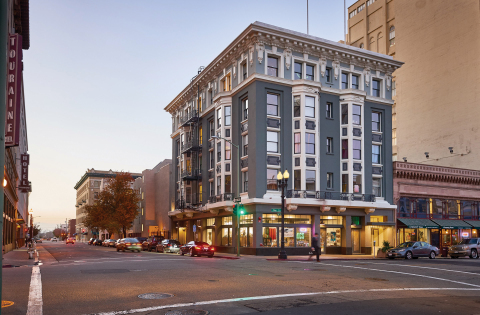 1605 Clay St., Oakland (Photo: Business Wire)