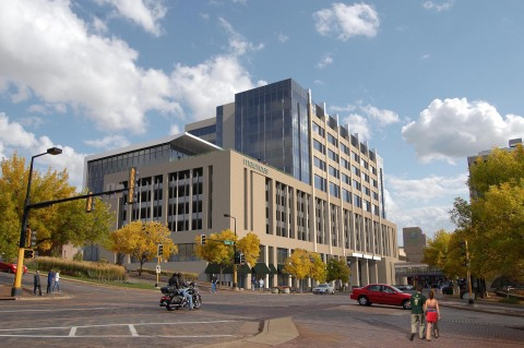 An artist's rendering of the new maurices headquarters building. (Photo: maurices)