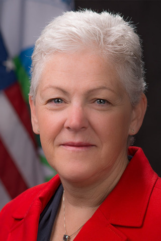 U.S. Environmental Protection Agency (EPA) Administrator, Gina McCarthy will address delegates durin ...