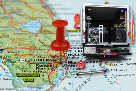 Electro Scan Florida, LLC Opens New Office in Miami, Florida. (Photo: Business Wire)