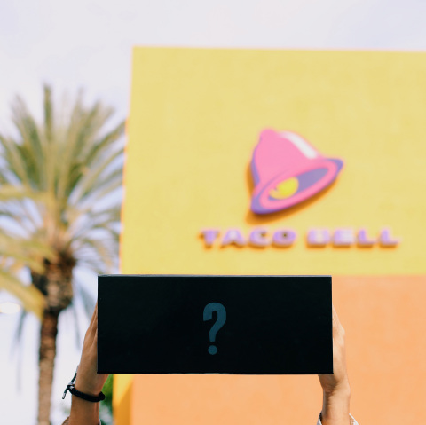 Taco Bell fans are invited to pre-order the next craveable food innovation on Ta.co starting today, February 1, 2016. (Photo: Business Wire)