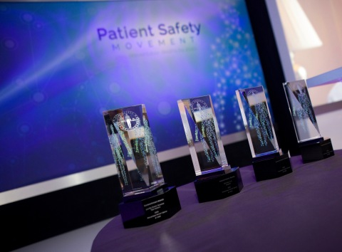 Patient Safety Movement Foundation 2015 Humanitarian Award (Photo: Business Wire)