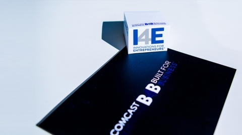 Current and aspiring business owners can enter the I4E competition for a chance to win up to $30,000 and participate in a day of mentoring with teams of business experts who will provide advice on how to implement their plan. (Photo: Business Wire)
