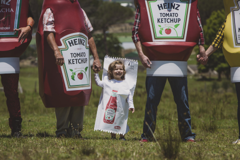 Meet the Ketchups (Photo: Business Wire)