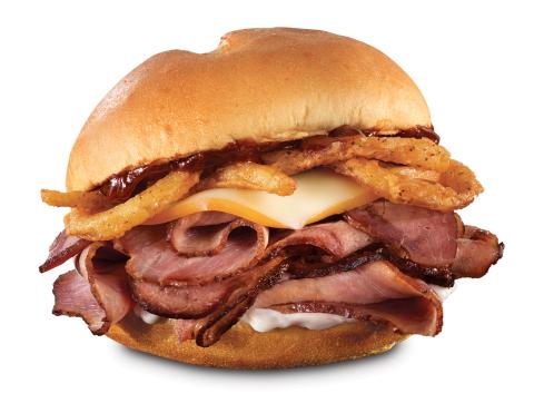 Arby's Smokehouse Brisket Sandwich (Photo: Business Wire)