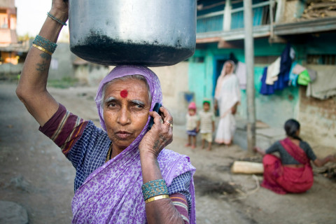GSMA Calls for Affordable Spectrum Pricing to Benefit Indian Consumers and Economy (Photo: Business Wire)