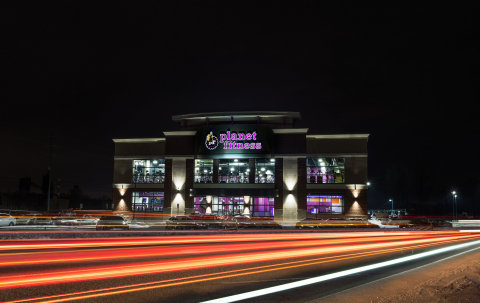 Planet Fitness Edwardsville IL (Photo: Business Wire)