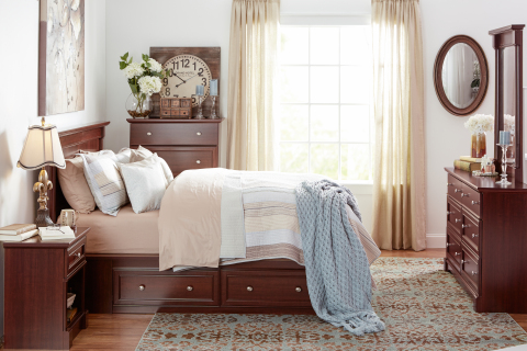 Wayfair introduces new exclusive brands including Three Posts, featured in this photo. (Photo: Busin ...