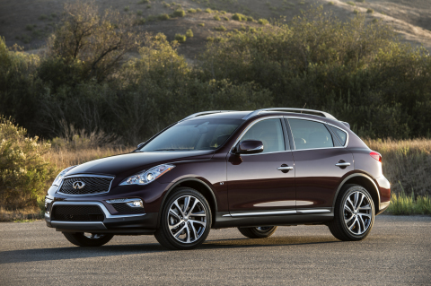 2016 Infiniti QX50 (Photo: Business Wire)
