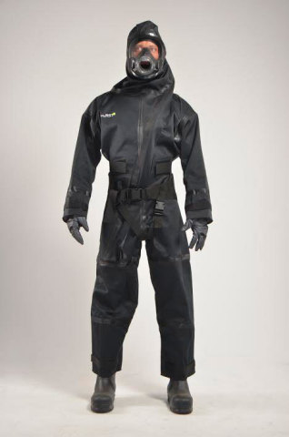 Demron Class 2 Full Body Suit. (Photo: Business Wire)