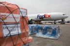 FedEx and Direct Relief have a long history of collaborating on disaster relief projects (Photo: Business Wire)