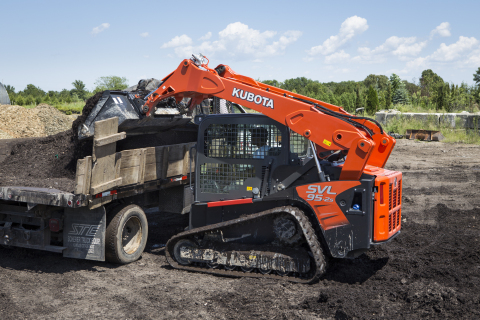With a 3,200-lbs. rated operating capacity, over 40 inches of reach, and hydraulic flow rates rangin ...