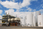 Renewable Energy Group is adding the 20 million gallon Sanimax biodiesel plant to its growing fleet of lower-cost, lower-carbon biorefineries. (Photo courtesy REG)