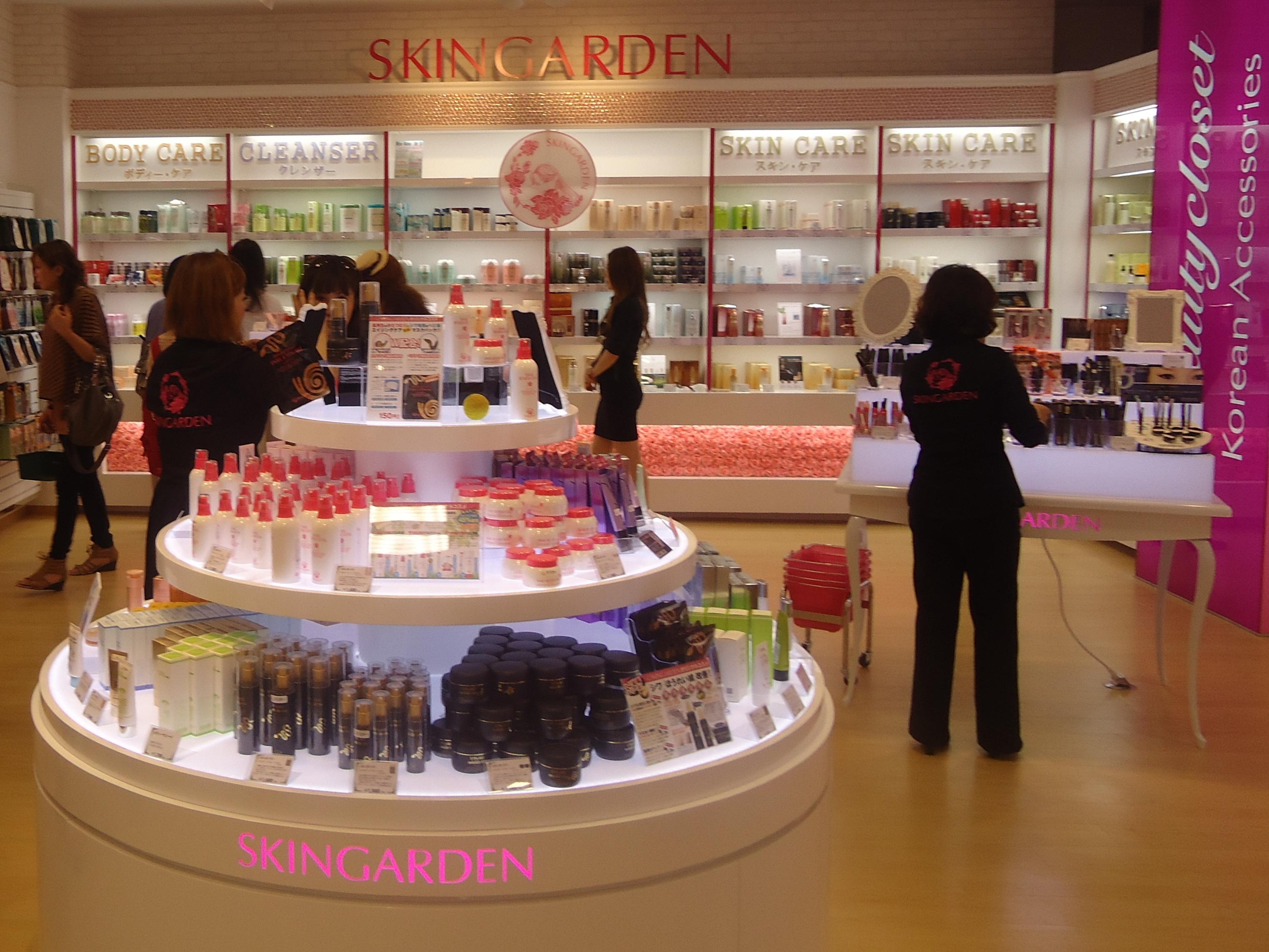 Skin Garden The Best Customers For