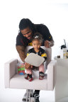Pittsburgh Steelers' DeAngelo Williams partners with Pantene to create a #DadDo on his daughter. (Photo: Business Wire)