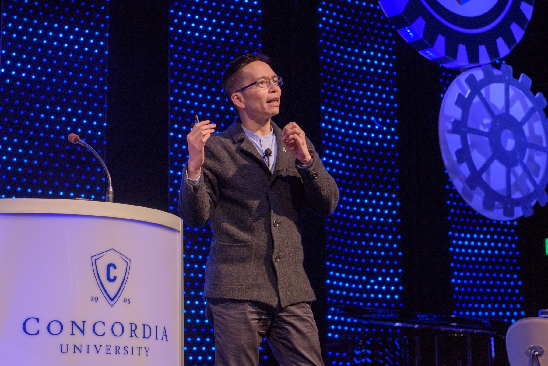 Concordia U  Portland Honors Education Leaders, Promotes STEAM