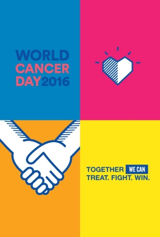 Brainlab supports the World Cancer Day 'We Can. I Can.' campaign exploring how everyone – either tog ...