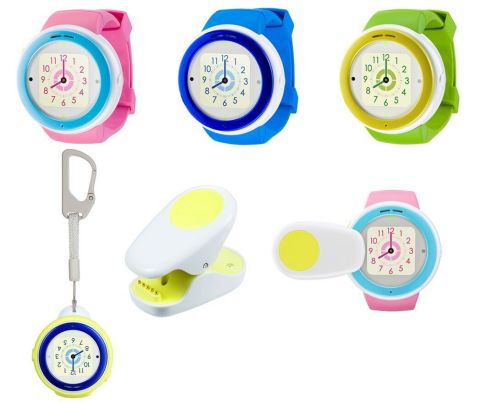 ZTE and KDDI offer mamorino Watch in Japan (Photo: Business Wire)
