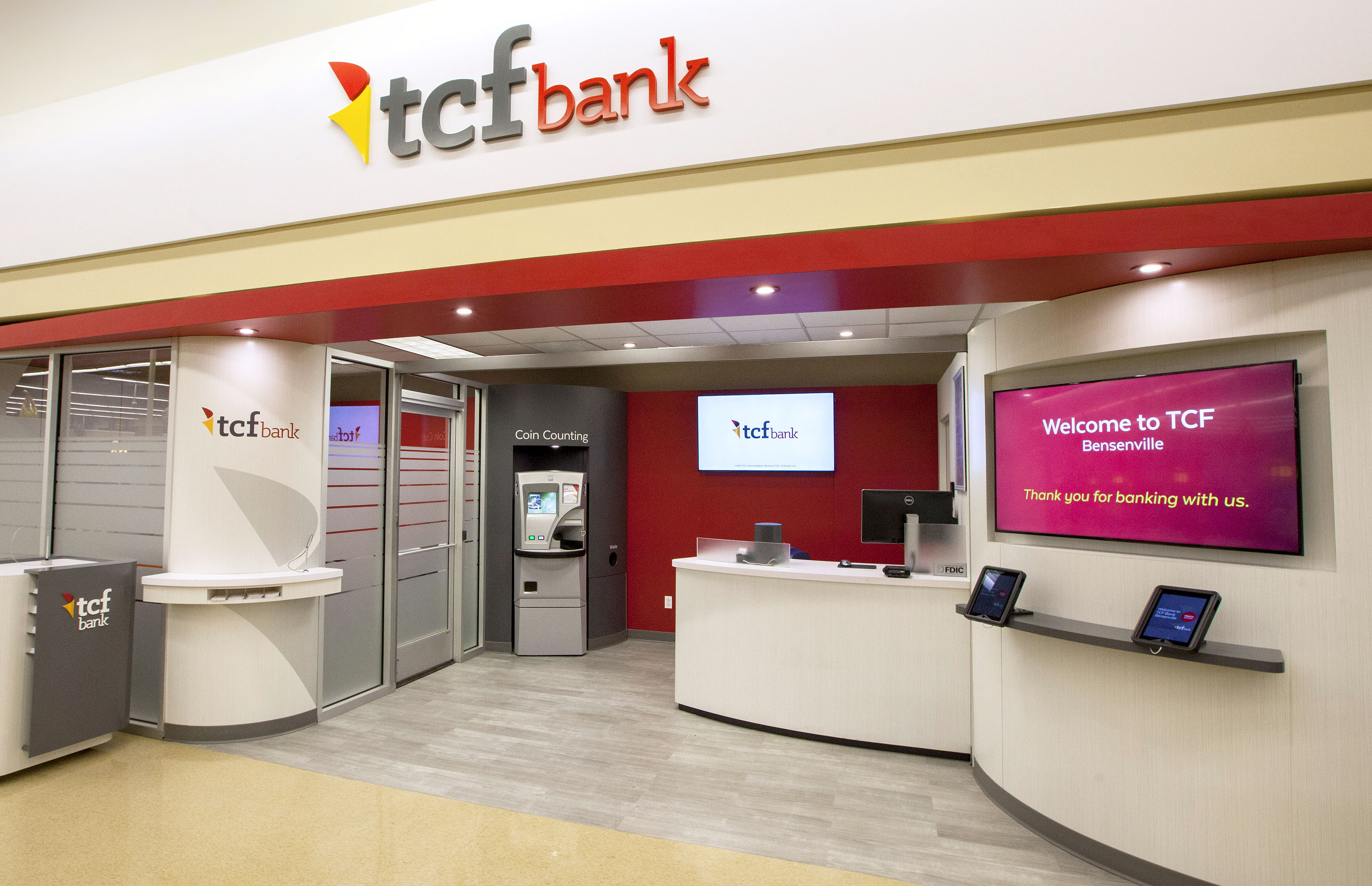 TCF Bank and New Albertson\'s Inc. Announce a New Multi-Year Retail ...