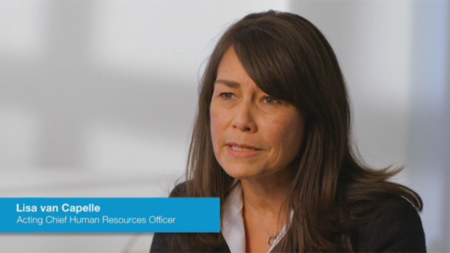 Acting Quintiles Chief Human Resources Officer Lisa van Capelle discusses the HR.com 2016 Leadership Excellence Award.