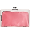 IN AWE OF YOU BY AWESOMENESSTV acrylic clutch, $30, exclusively at Macy's. (Photo: Business Wire)