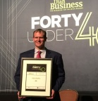 Ryan Creamer, sPower CEO, named one of Utah Business Forty Under 40 for 2016 (Photo: Business Wire).