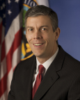 CAA Signs Former Obama Cabinet Member Arne Duncan (Photo: Business Wire)
