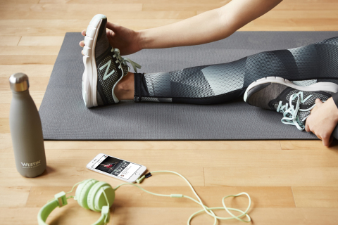 Westin Partners with FitStar by Fitbit to Offer Fitness at Guests' Fingertips (Photo: Business Wire)