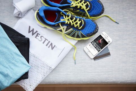 Partnership with FitStar by Fitbit is the latest wellness offer from Westin, joining the brand's popular Gear Lending Program (Photo: Business Wire)
