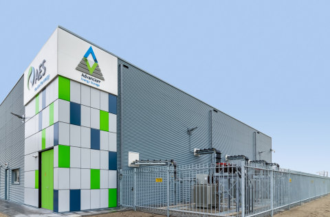 AES Advancion® Energy Storage Array (Photo: Business Wire)