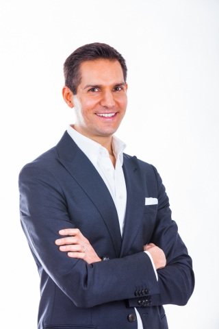 Yasin Sebastian Qureshi, Gründer & CEO, The Naga Group AG, Hamburg/London (Photo: Business Wire)