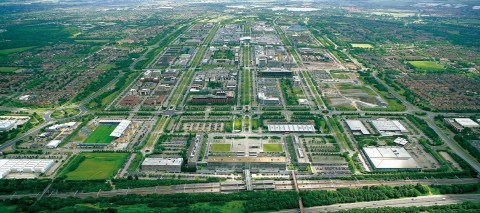 Milton Keynes, UK (Photo: Business Wire)