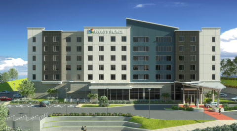 Hyatt Place Managua (Photo: Business Wire)