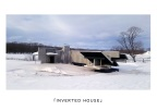 """Completata la """"INVERTED HOUSE"""" (CASA INVERTITA) della Scuola di architettura e design di Oslo, vincitrice del primo premio al """"5° concorso internazionale di architettura per studenti universitari di LIXIL"""""""