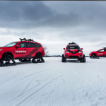 Nissan Winter Warrior Concepts (Photo: Business Wire)