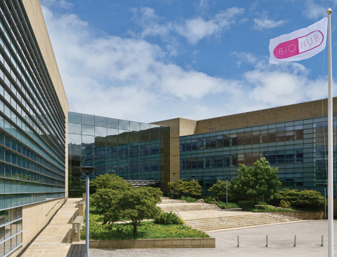 Waters and BioCity Debut New Open Access Analytical Laboratory in the BioHub at Alderley Park, UK (Photo: Business Wire)