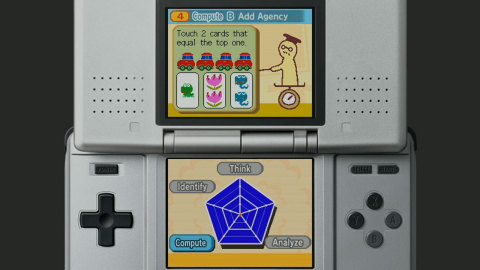 This Nintendo DS staple brings entertainment that anyone young or young-at-heart can enjoy. (Photo: Business Wire)