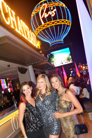 """LAS VEGAS – Celebrating Year Five in """"Sin City"""", the hottest women in the world are taking off to """"The Strip!"""" Girl Bar, in association with Total Rewards by Caesars Entertainment, ignites Sin City with the ultimate lesbian weekend as DINAH Vegas sizzles April 28-May 1, 2016 in fabulous Las Vegas. Host hotels for 2016 are the Flamingo Resort and the NEWLY remodeled and contemporary LINQ Hotel. Check out www.dinahshoreweekend.com for the full schedules, tickets, hotels and Weekend Package options. (Photo: Business Wire)"""