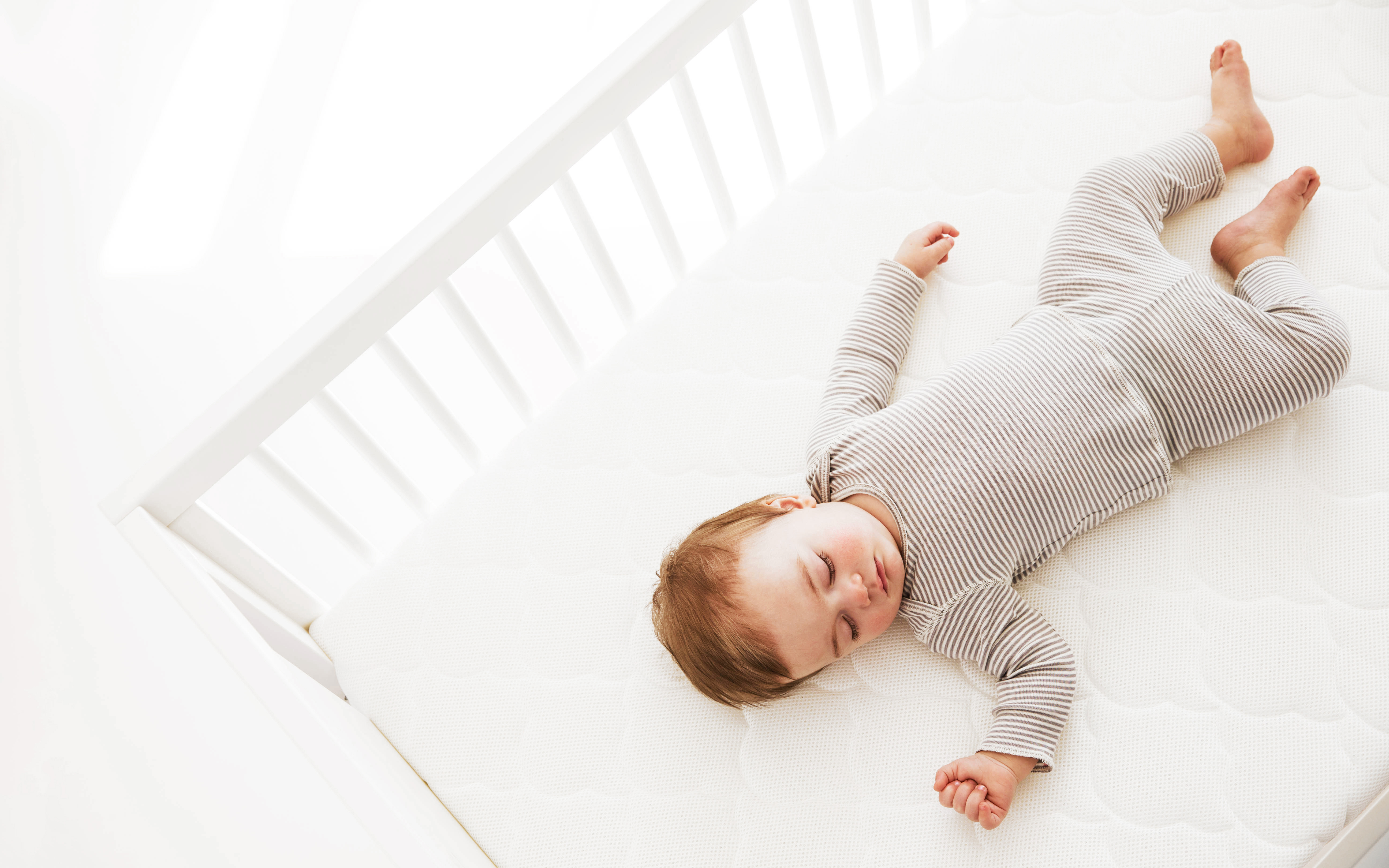 innovative newton® wovenaire® crib mattress now available at buybuy