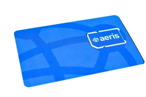 Aeris Neo SIM Card (Photo: Business Wire)
