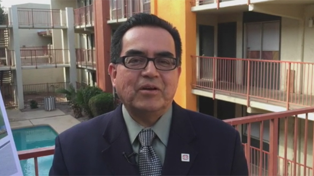 Interview with David Adame, president and CEO of CPLC, discussing partnership with UnitedHealthcare (Video: Kevin Herglotz).